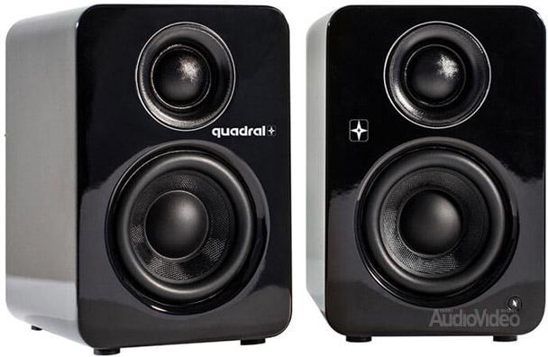 QUADRAL совмещает Hi-Fi и Bluetooth