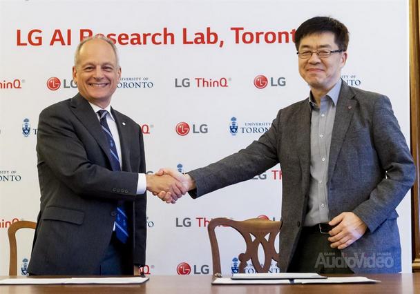 LG нацелена на искусственный интеллект