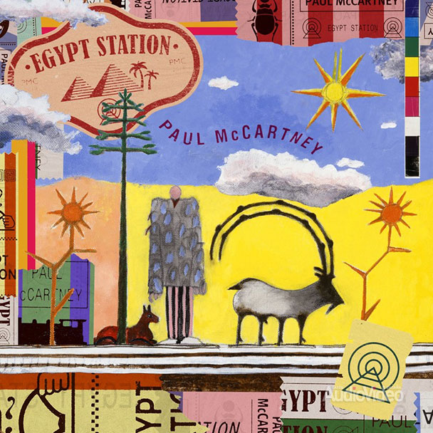 "Paul McCartney – ""Egypt Station"""