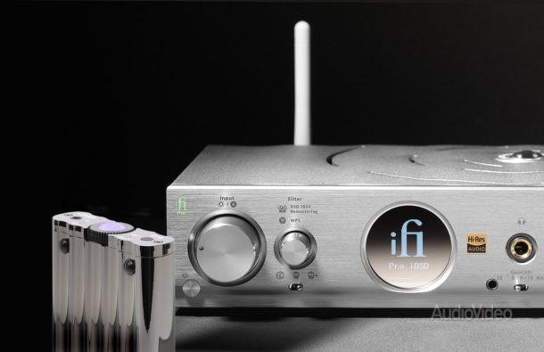 Усилитель/ЦАП iFi xDSD и сетевой усилитель/ЦАП iFi Pro iDSD