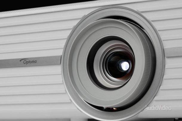 Видеопроектор Optoma UHD40