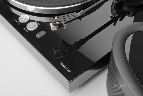 Сетевой проигрыватель винила Yamaha MusicCast VINYL 500