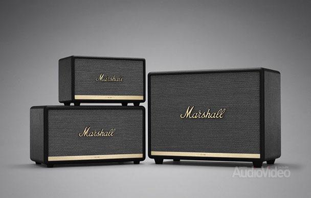 Второе поколение MARSHALL