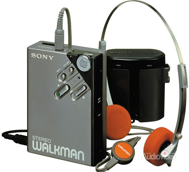 SONY вспомнила про Walkman