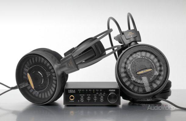 Наушники Audio-Technica ATH-AD900x и ATH-AD2000x