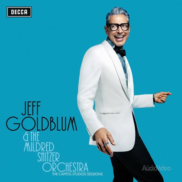 Jeff Goldblum & The Mildred Snitzer Orchestra – «The Capitol Studios Sessions»