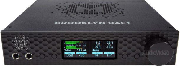 MYTEK улучшила Brooklyn DAC +