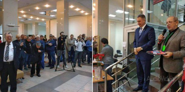 Начала работу выставка РОССИЙСКИЙ HI-END 2018