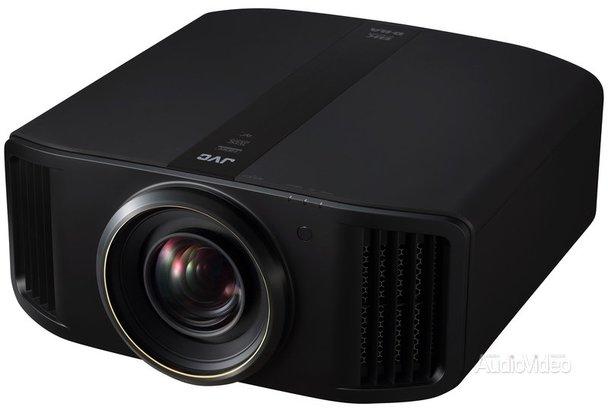 Новые видеопроекторы JVC