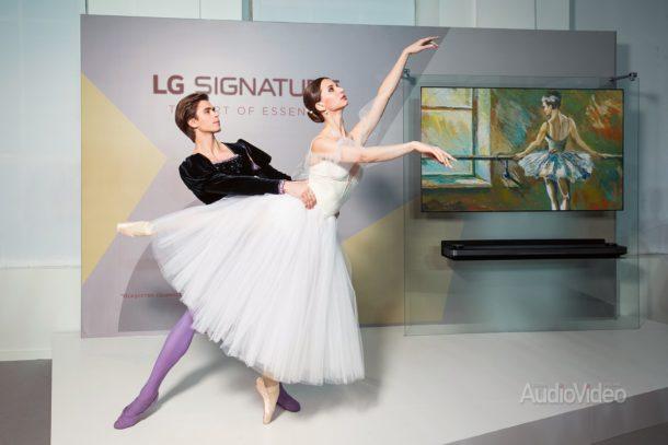 LG SIGNATURE и современное искусство