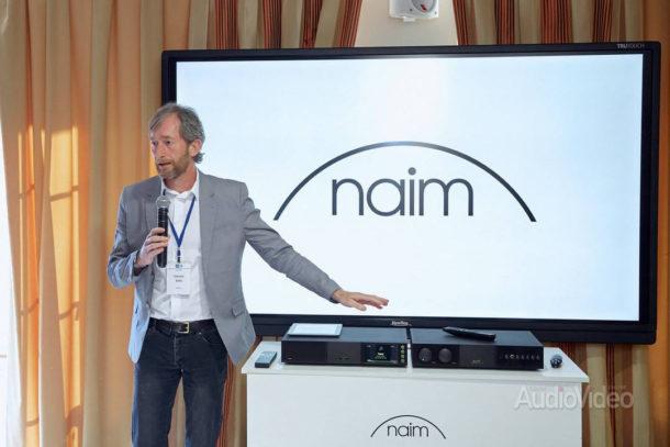 Интервью Стива Селлза, Naim Audio