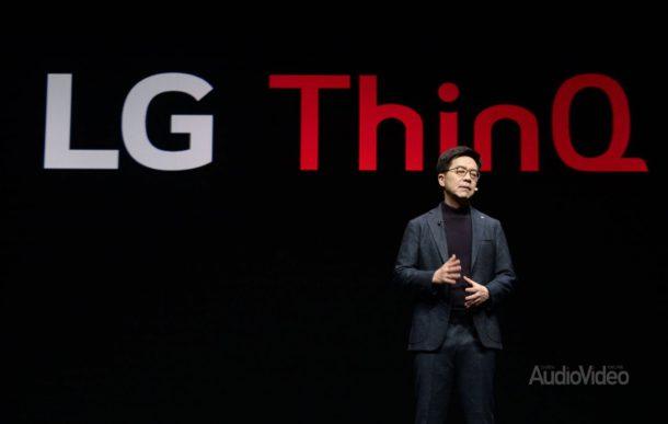 LG смотрит в будущее с интеллектом