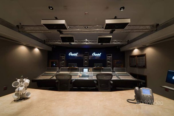 PMC продвигает Dolby Atmos для музыки