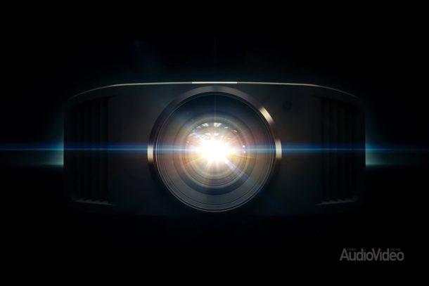 8K-видеопроектор JVC DLA-NX9B