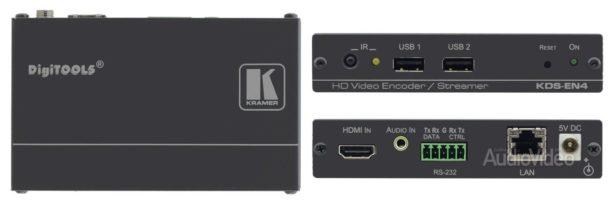 KRAMER передает Full HD по сети