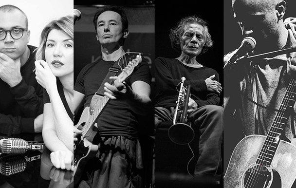 Четыре весенних концерта: вокруг импровизации