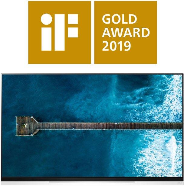 LG получила много наград за дизайн