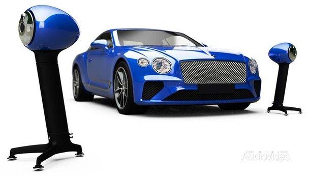 NODE AUDIO подготовила подарок к 100-летию Bentley