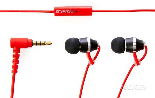 «Жанровые» наушники SANSUI