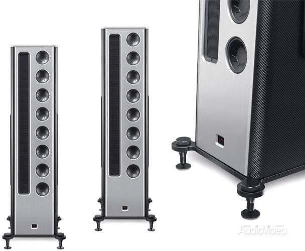 Юбилейная акустика T+A