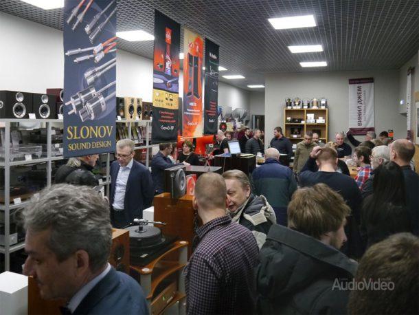 В Москве открылся ВИНИЛ ДЖЕМ