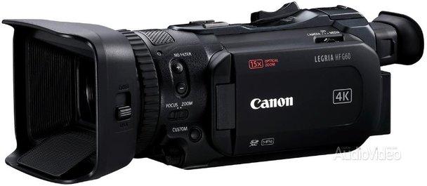 Новые 4K-камеры CANON