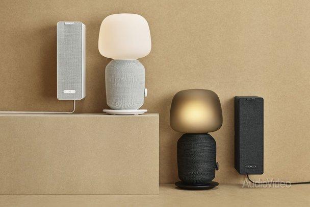 Говорящая лампа SONOS – в IKEA