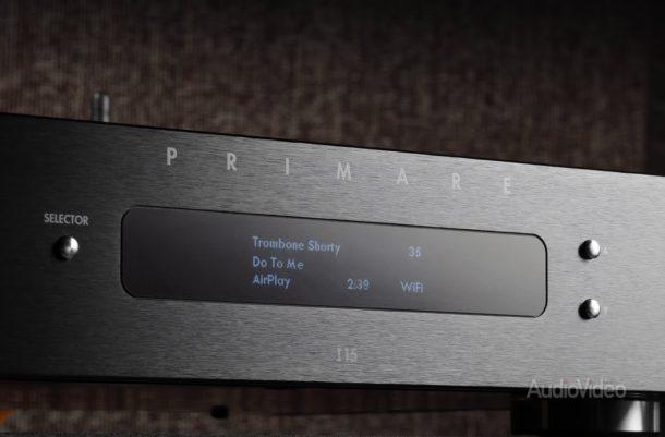 Сетевой ресивер/ЦАП Primare I15 Prisma