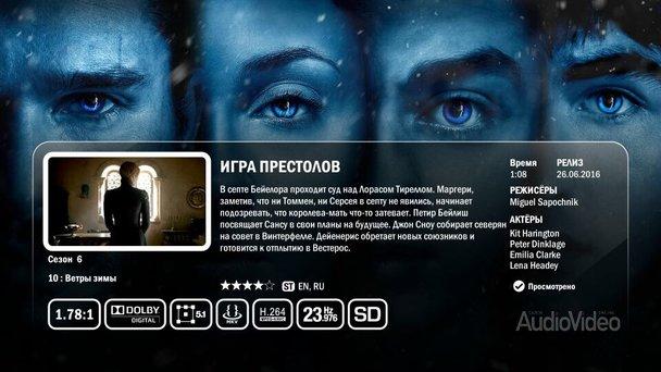 ZAPPITI помогает смотреть сериалы