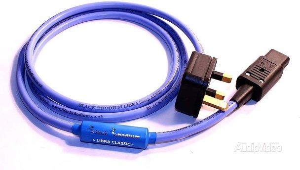 Доступные кабели BLACK RHODIUM