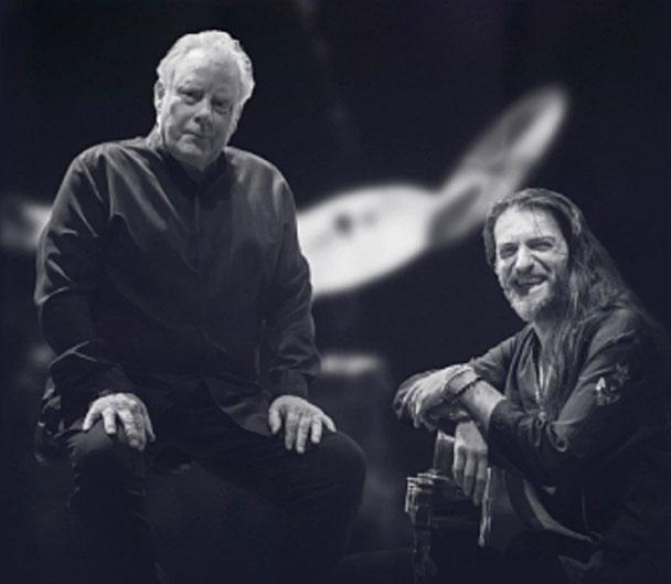 Легенда Вудстока в России: Майкл Шрив и Эстас Тонне