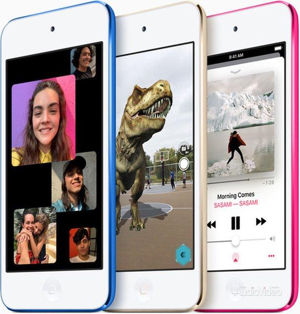 APPLE iPod переродился в 7-й раз