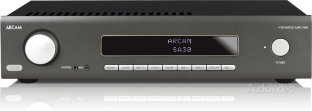 Усилитель ARCAM с системой коррекции