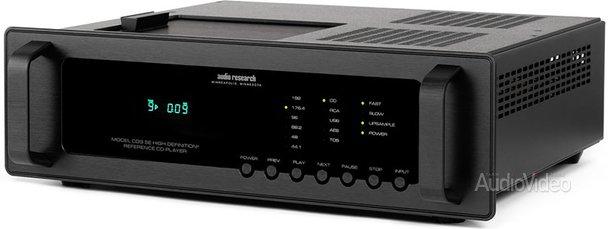 AUDIO RESEARCH обновила CD-плееры