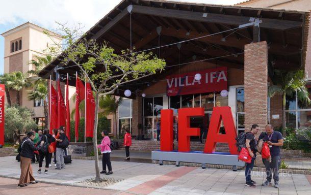 Глобальная пресс-конференция, посвященная IFA 2019