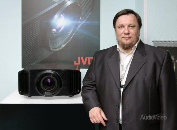 Интервью менеджера JVC Kenwood АлексеяСокольского