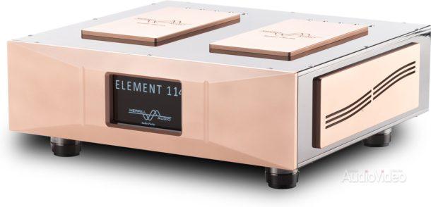 MERRILL AUDIO синтезировала 114-й элемент