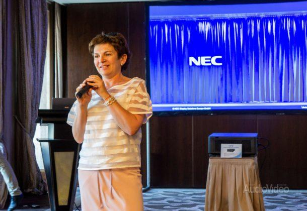 Репортаж с совместной конференции CTC CAPITAL и NEC