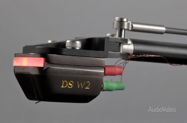 Оптический звукосниматель DS Audio DS-W2