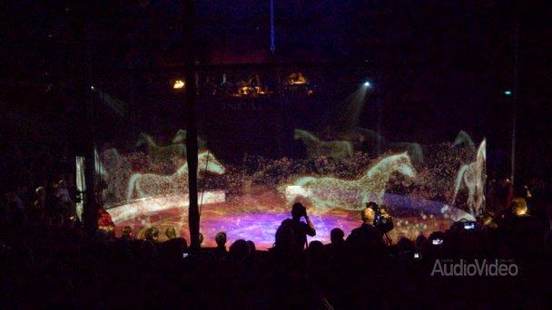 Цирк с OPTOMA