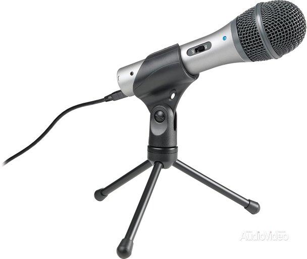Распевайте с AUDIO-TECHNICA