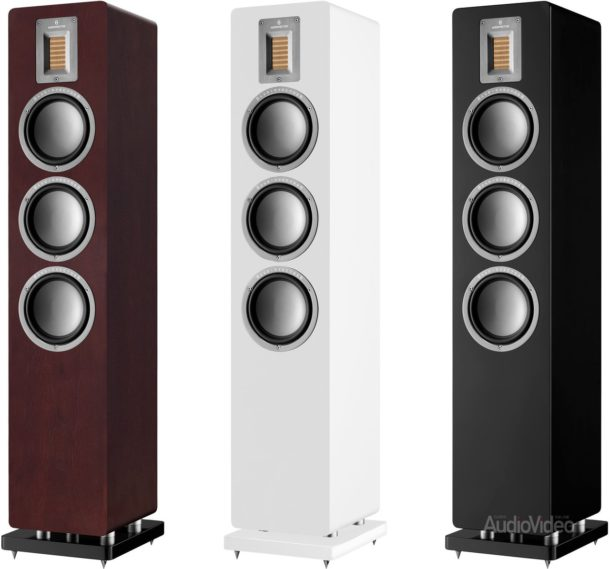 AUDIOVECTOR нарастила габариты