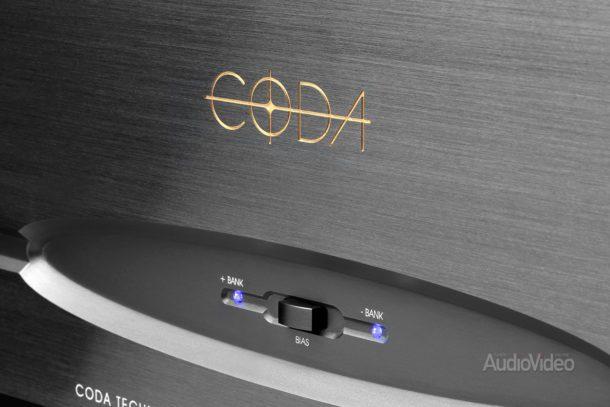 Предусилитель Coda 07x и моноблоки Coda 60.0