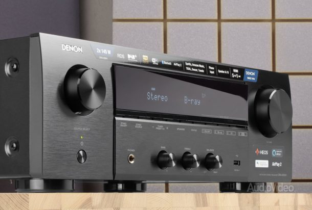Сетевой AV-ресивер Denon DRA-800H
