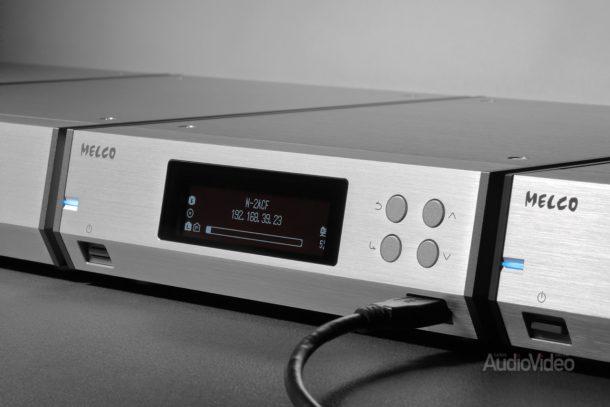 Музыкальный сервер Melco N10