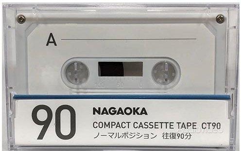 NAGAOKA воспроизвела прошлое