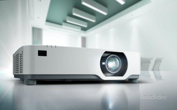 Яркий и тихий проектор NEC