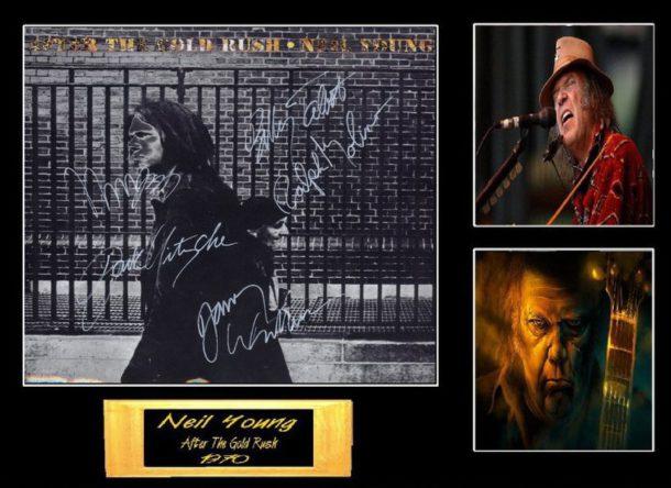 After The Gold Rush: недлинная история полувеликого альбома Нила Янга