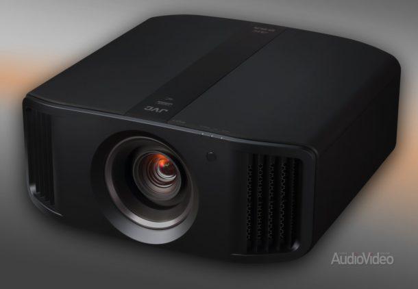 4K-видеопроектор JVC DLA-N5B