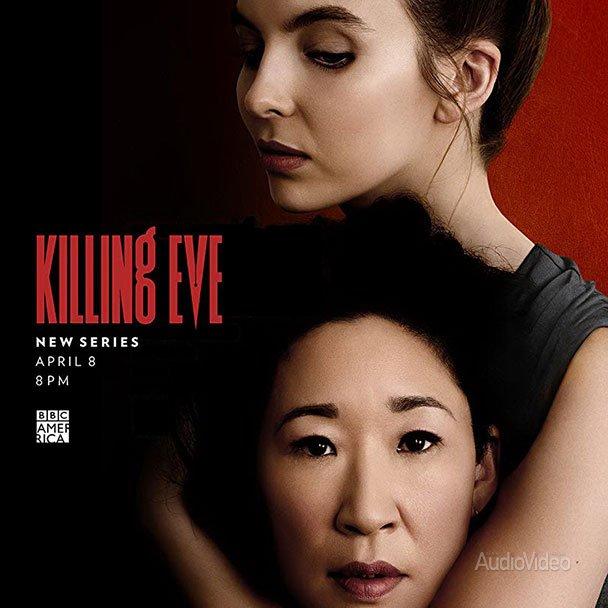 Killing Eve – «Убивая Еву»